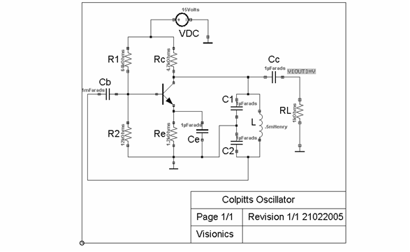 Brilliant Colpitts Oscillator Wiring Cloud Tziciuggs Outletorg