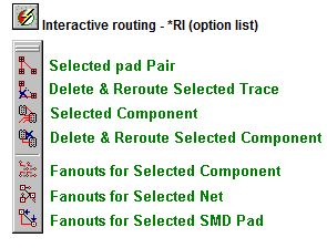 Interactive Routing
