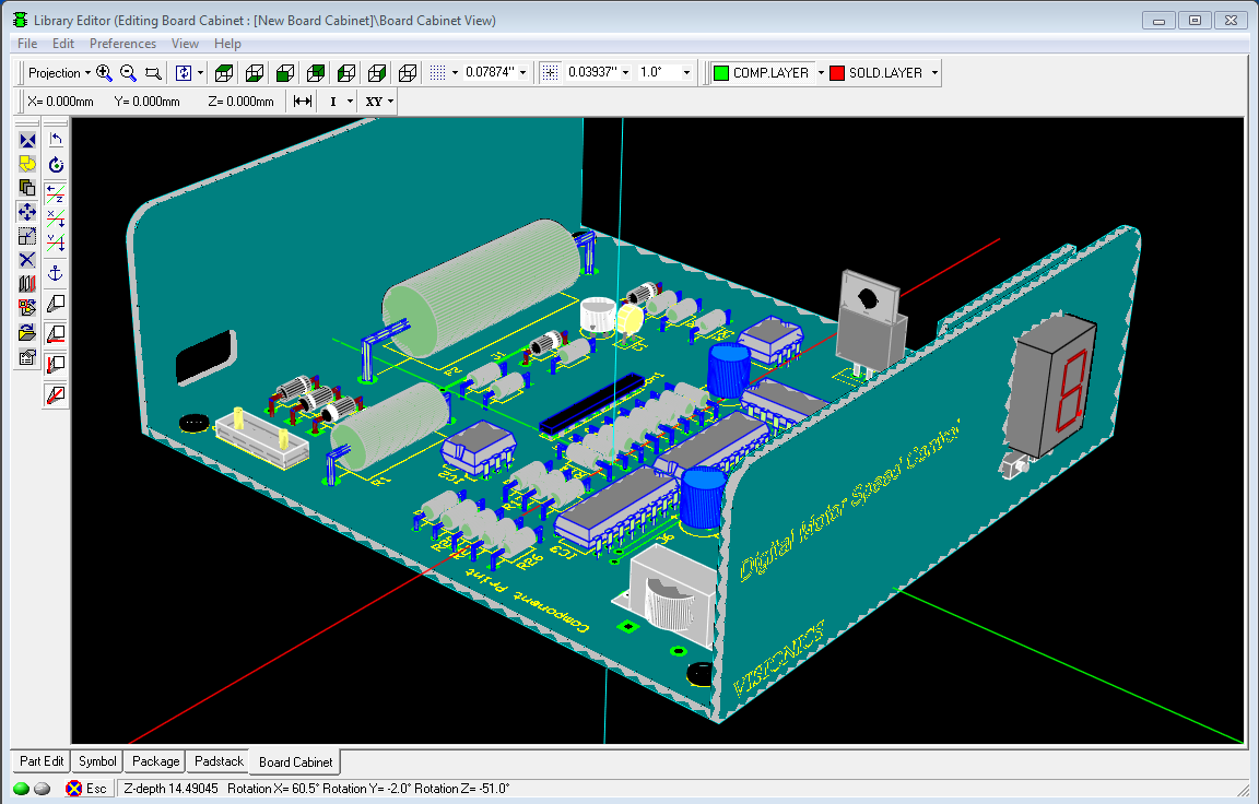 3d view of pcb 3d view of pcb online best 3d view of pcb 3d editor
