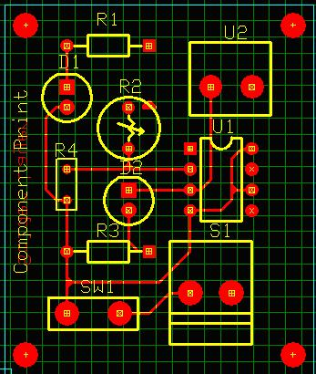 PCB-Design-Using-EDWinXP